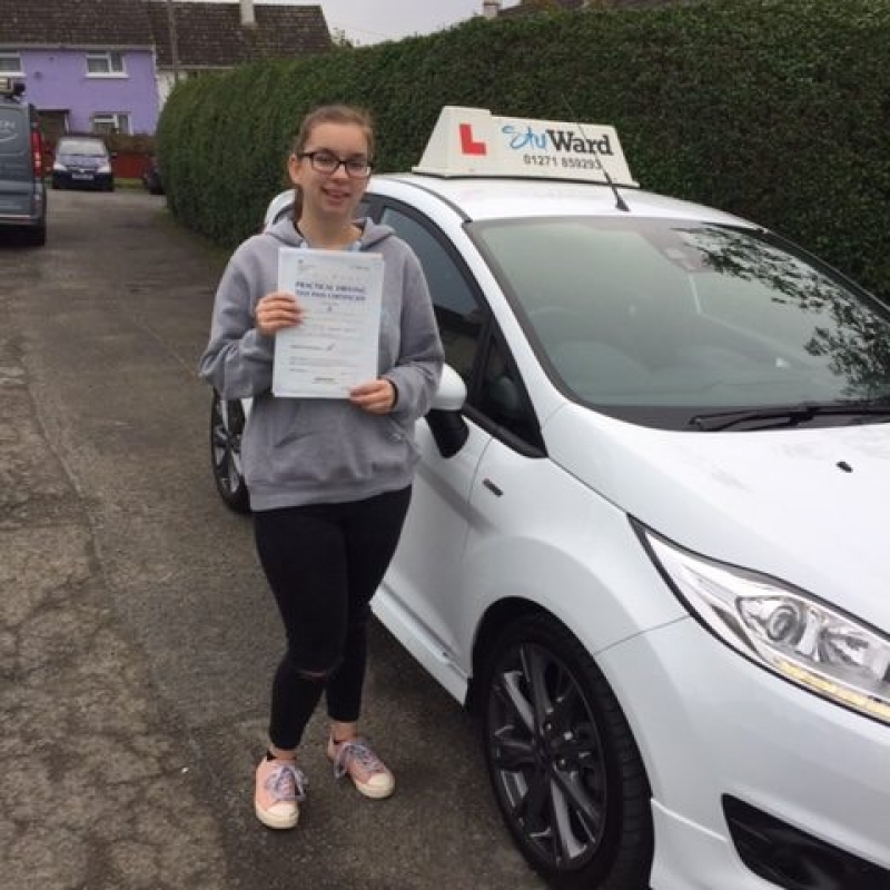 Driving Instructor Barnstaple First Time Pass